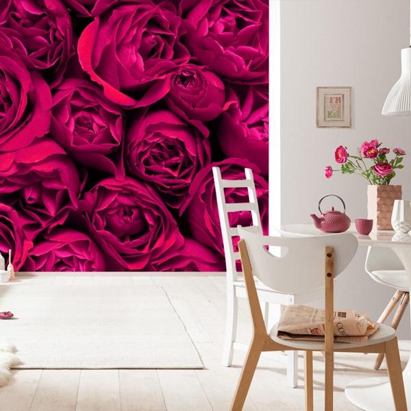 Wall Murals: Flower 3