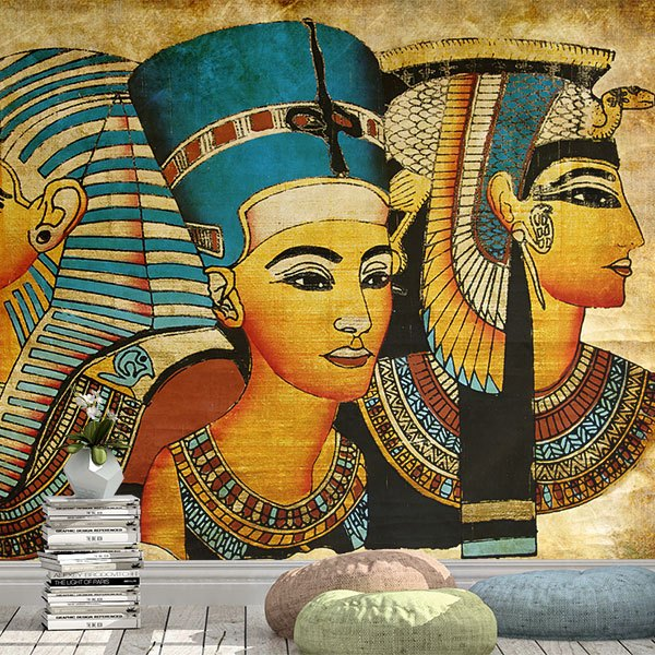 wall murals egyptian decorating theme bedrooms maries manor egyptian theme