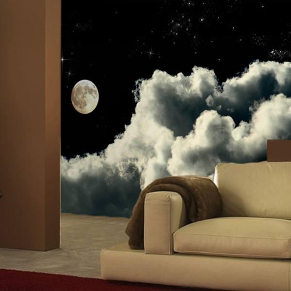 Wall Murals: Starry sky
