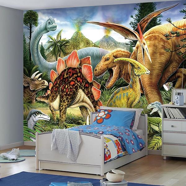 Wall Murals: Dinosaurs