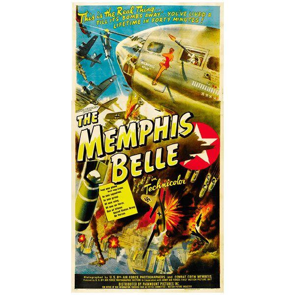 Wall Murals: Memphis Belle