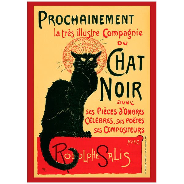 Wall Murals: Chat Noir