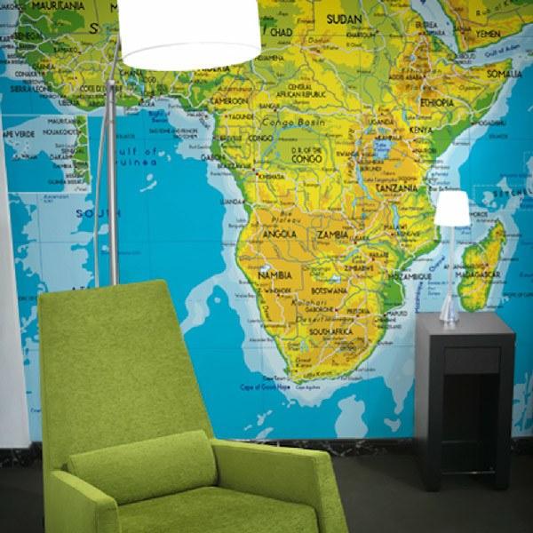 Wall Murals: Africa 2