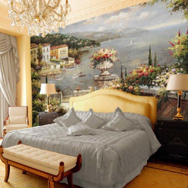Wall Murals: Marina Vista (Peter Bell)