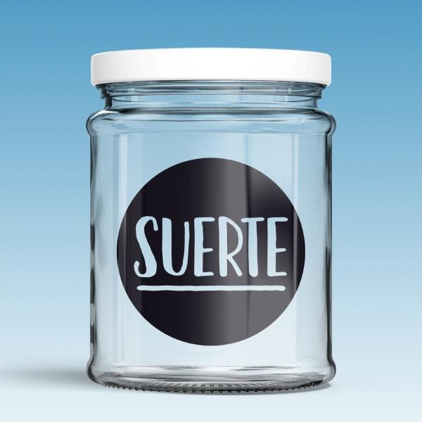Wall Stickers: Suerte