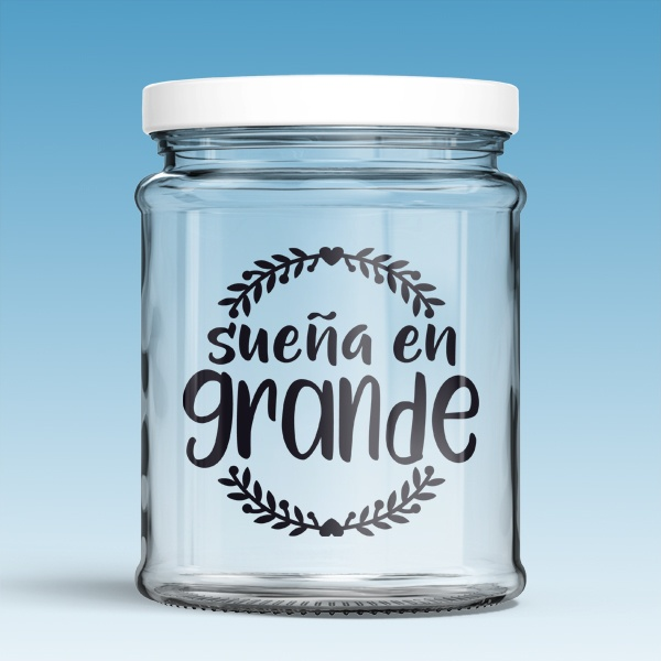 Wall Stickers: Sueña en grande