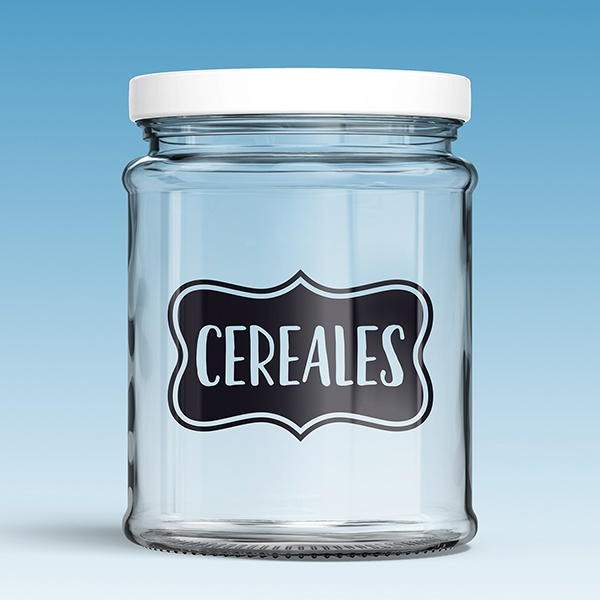 Wall Stickers: Cereales
