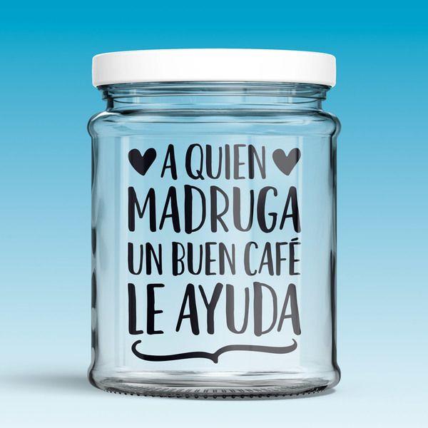 Wall Stickers: A quien madruga un buen café le ayuda