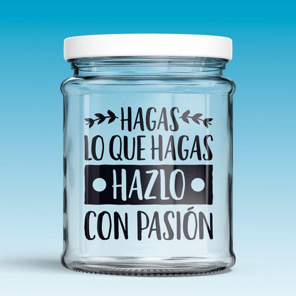 Wall Stickers: Hagas lo que hagas hazlo con pasión