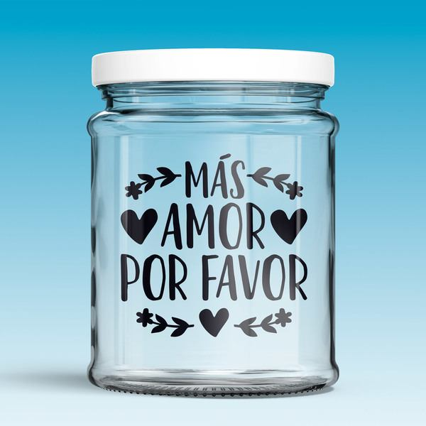 Wall Stickers: Más amor por favor