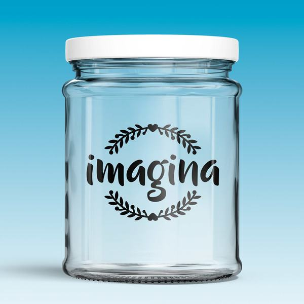 Wall Stickers: Imagina