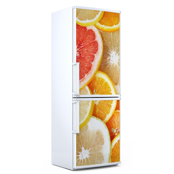 Wall Stickers: Naranjas y limones