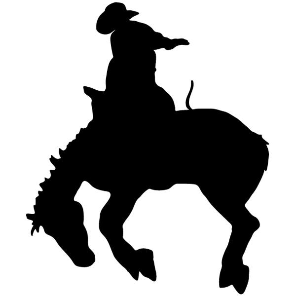 Car and Motorbike Stickers: Far west 09