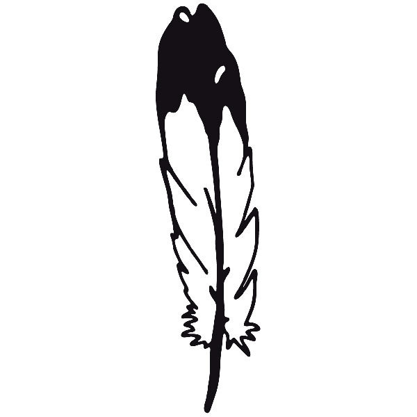 Car and Motorbike Stickers: Far west 19
