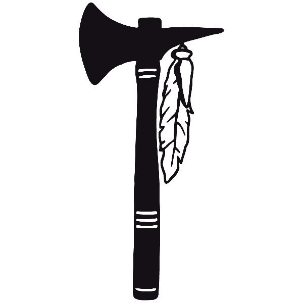 Car and Motorbike Stickers: Far west 25