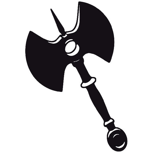 Car and Motorbike Stickers: Weapon 2