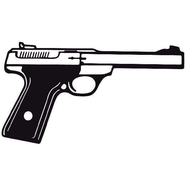 Car and Motorbike Stickers: Weapon 4
