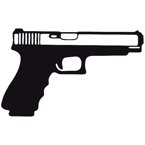 Car and Motorbike Stickers: Weapon 5