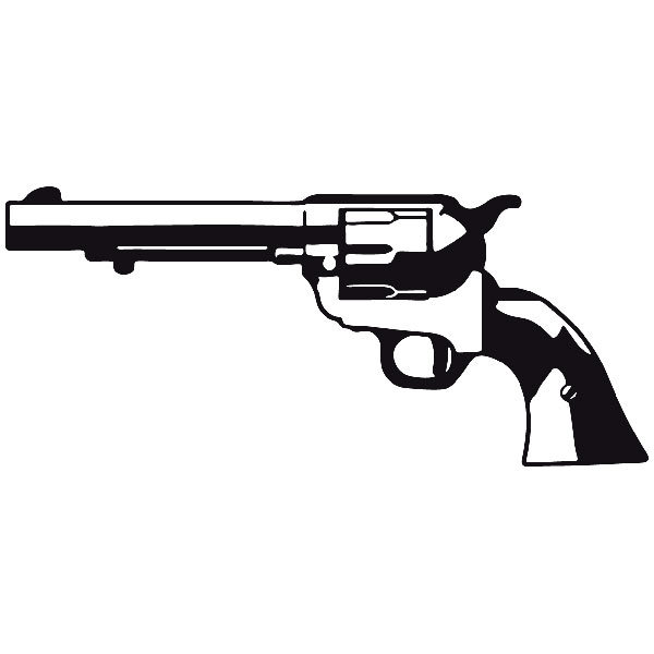 Car and Motorbike Stickers: Weapon 12