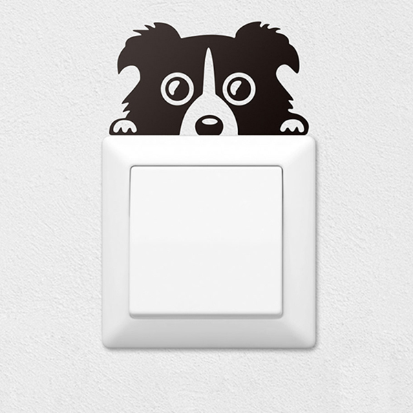 Wall Stickers: Puppy