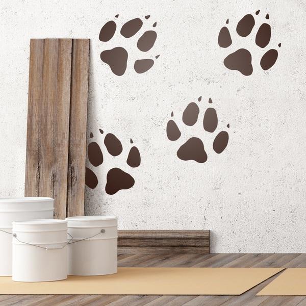 Wall Stickers: Dog