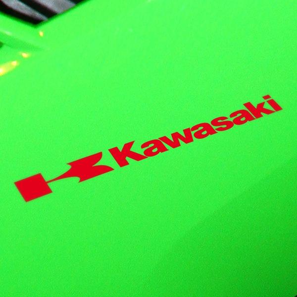 Car and Motorbike Stickers: GPZ-750-Turbo-1985, K Kawasaki