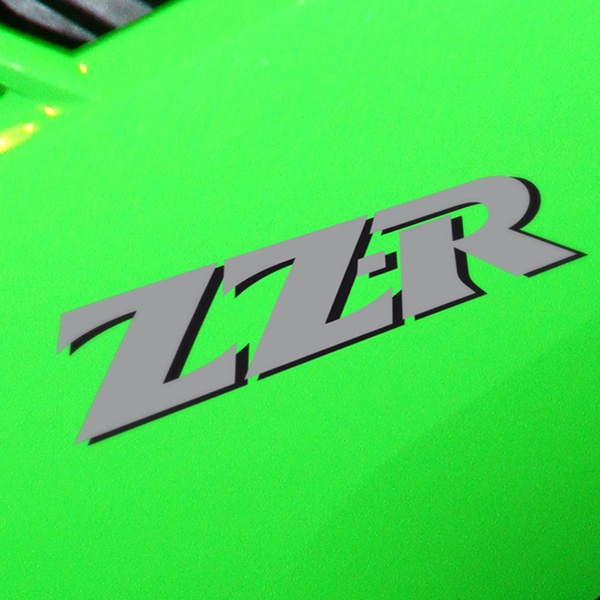Car and Motorbike Stickers: ZZR