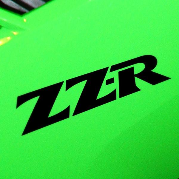 Car and Motorbike Stickers: ZZR-1100-1992, ZZR