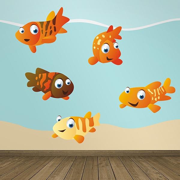 Stickers for Kids: Aquarium 1