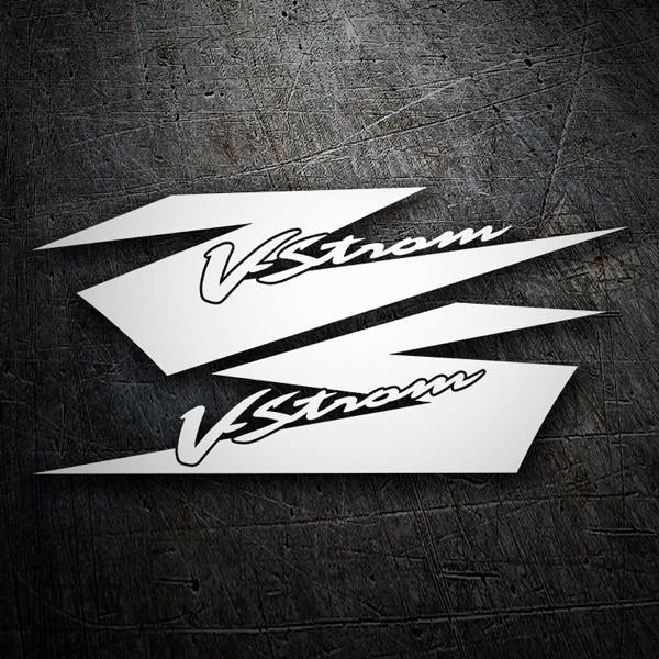 Car and Motorbike Stickers: V-Strom