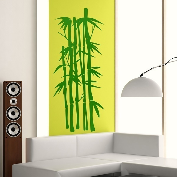 Wall Stickers: New Bamboo