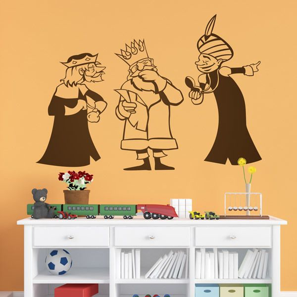 Wall Stickers: The Kings