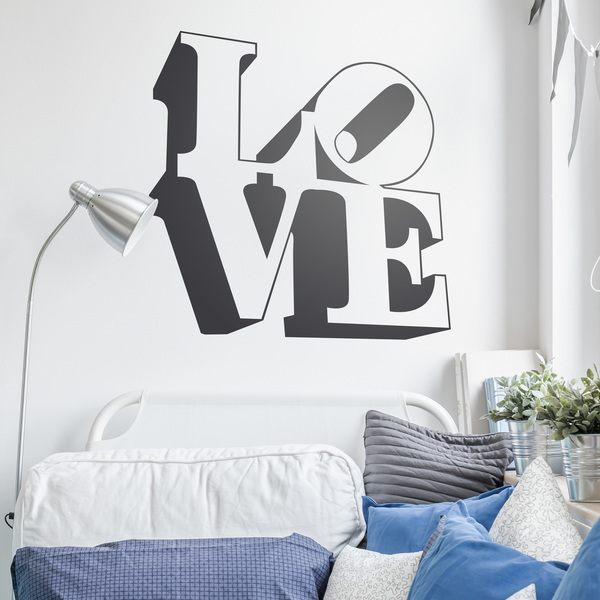 Wall Stickers: love design 3