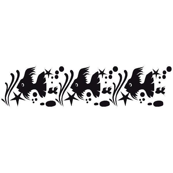 Wall Stickers: Aquarium