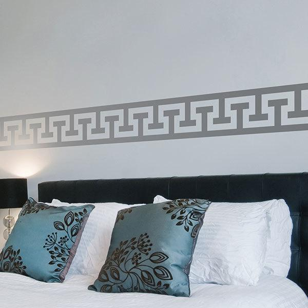 Wall Stickers: cenefa egypt 3