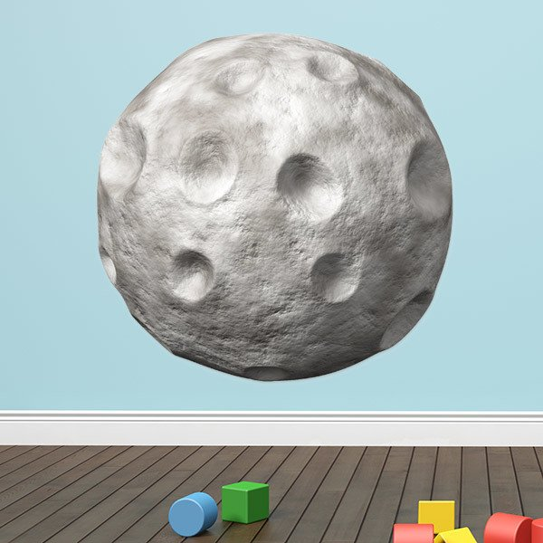 Stickers for Kids: Moon