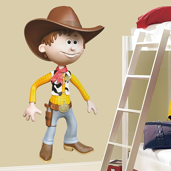 Stickers for Kids: Sheriff