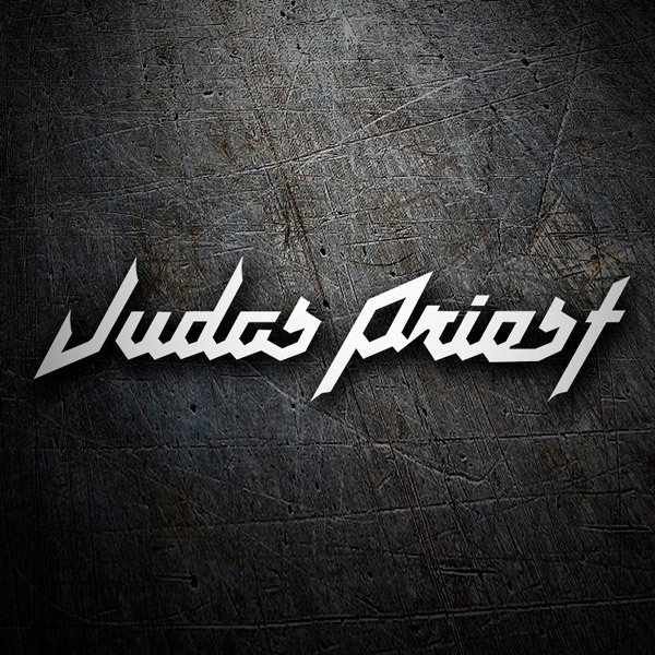 Car and Motorbike Stickers: Judas Priest