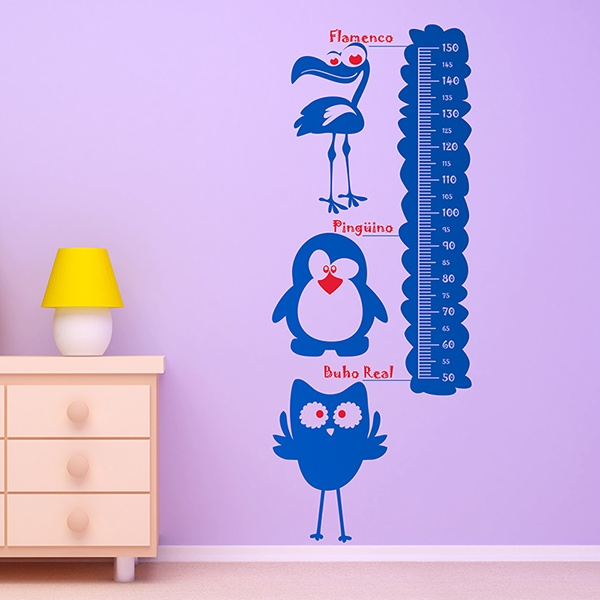 Stickers for Kids: Multicolour Animals Meter