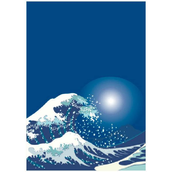 Wall Stickers: Wave of the sea