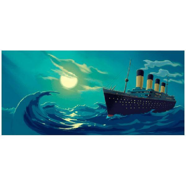 Wall Stickers: Titanic
