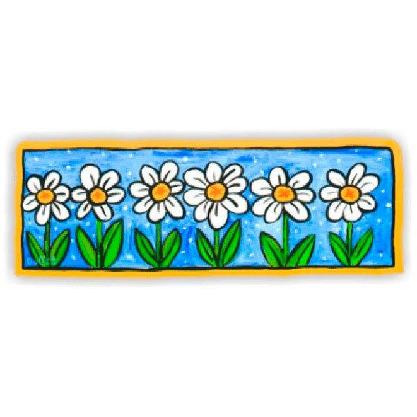 Wall Stickers: Flowers