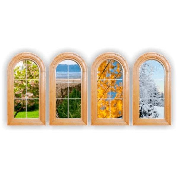 Wall Stickers: Windows