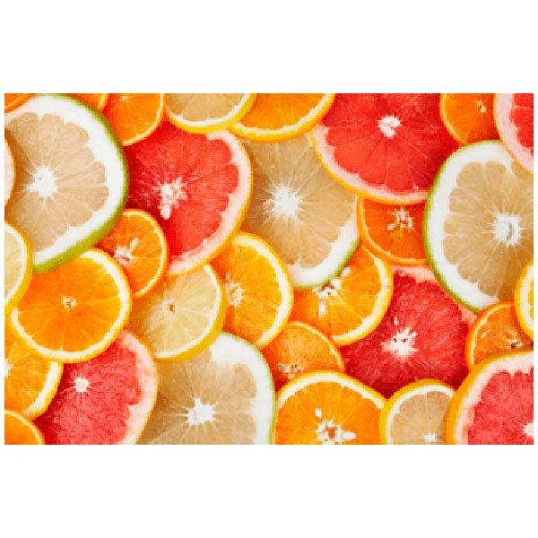 Wall Stickers: Citrus