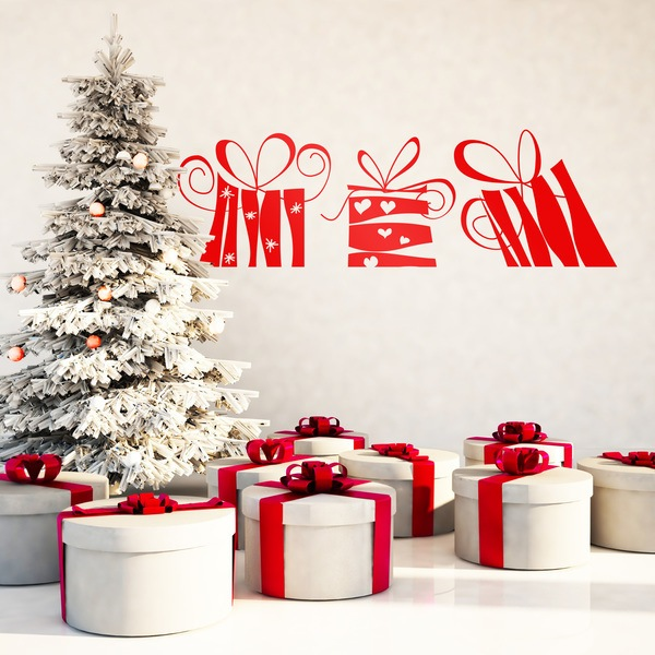 Wall Stickers: kit gift