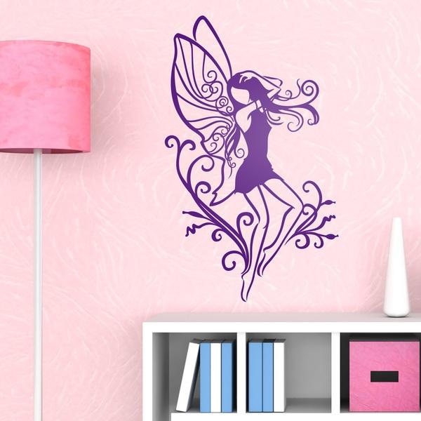 Wall Stickers: Selene