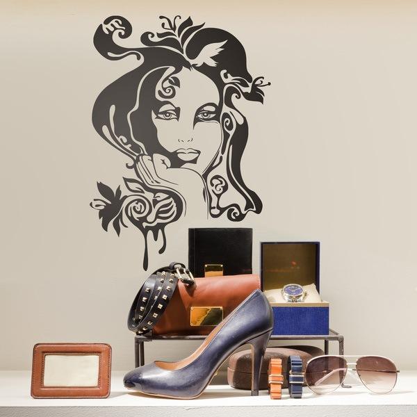 Wall Stickers: Agata
