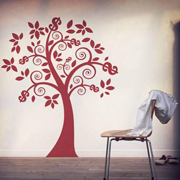 Wall Stickers: Tree 2
