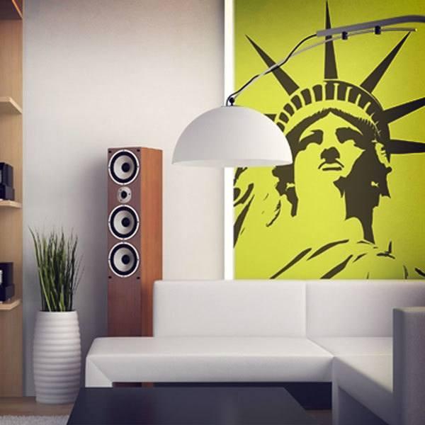 Wall Stickers: Liberty
