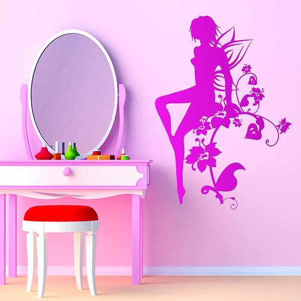 Wall Stickers: Dais